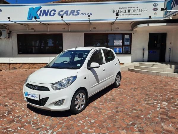 2017 Hyundai i10 1.1 Gls  Western Cape Bellville_0