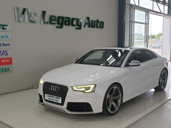 2013 Audi RS5 Coupe Quattro Stronic  Gauteng Vereeniging_0