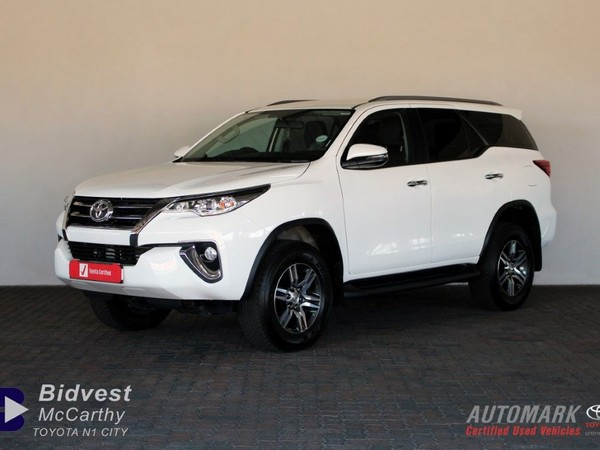 2020 Toyota Fortuner 2.4GD-6 RB Auto Western Cape Goodwood_0