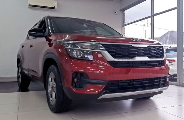 2021 Kia Seltos 1.5D EX Auto Kwazulu Natal Amanzimtoti_0
