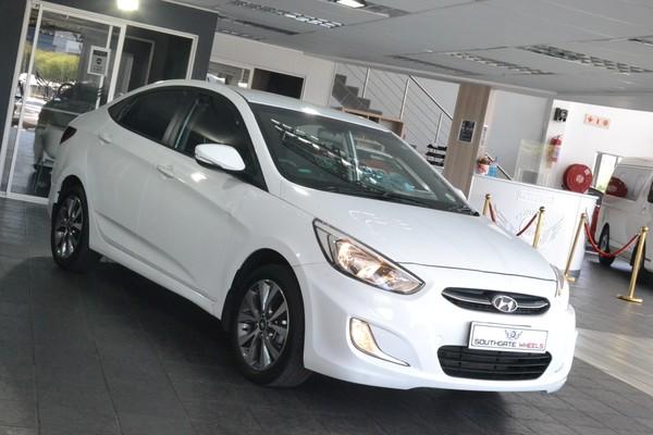 2017 Hyundai Accent 1.6 GLIDE Auto Gauteng Roodepoort_0