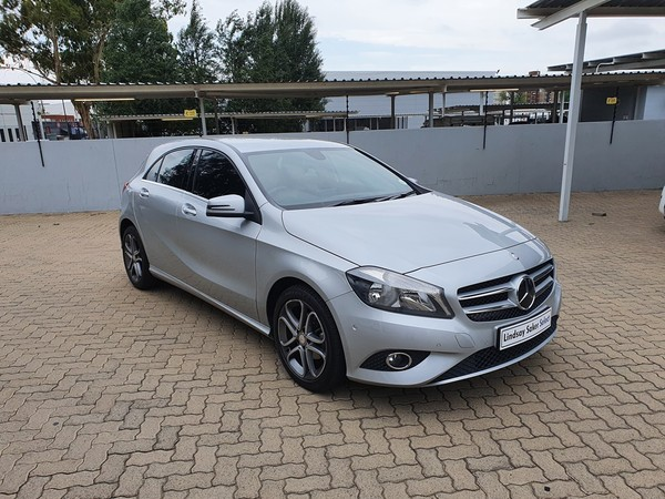 2013 Mercedes-Benz A-Class A 180 Cdi Be At  Free State Bloemfontein_0