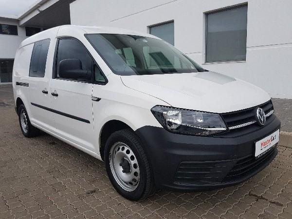 2020 Volkswagen Caddy MAXI Crewbus 2.0 TDi DSG Gauteng Boksburg_0