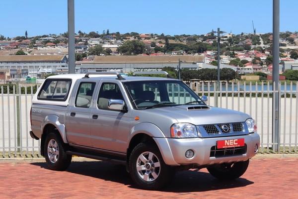 2018 Nissan NP300 Hardbody 2.5 TDi 4X4 Double Cab Bakkie Eastern Cape Port Elizabeth_0