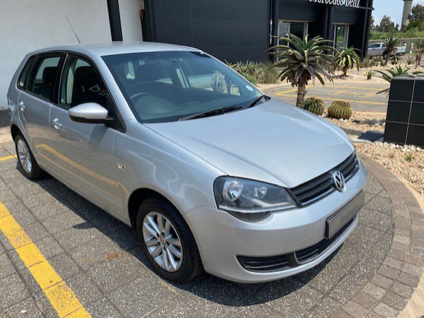 2017 Volkswagen Polo Vivo GP 1.4 Trendline Mpumalanga Witbank_0
