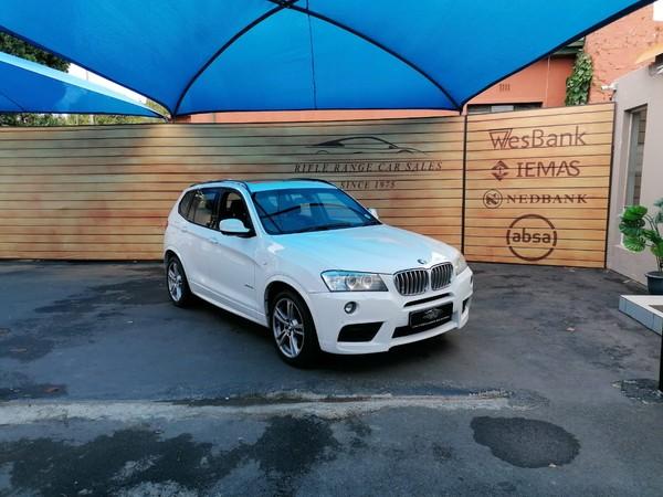 2011 BMW X3 Xdrive35i At  Gauteng Rosettenville_0