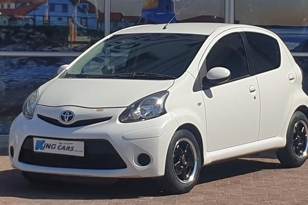 2012 Toyota Aygo 1.0 Wild 5dr  Eastern Cape Port Elizabeth_0