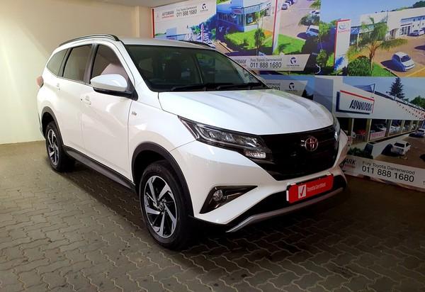 2020 Toyota Rush 1.5 Auto Gauteng Randburg_0