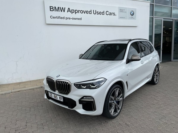 2020 BMW X5 M50d Mpumalanga Nelspruit_0