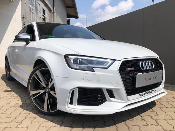 2018 Audi Rs3 2.5 Stronic Gauteng Johannesburg_0