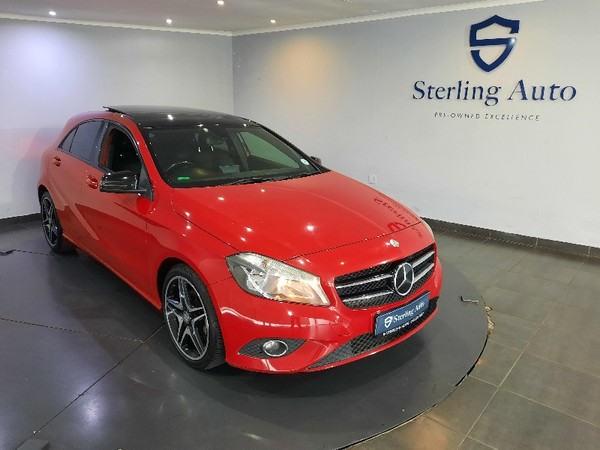 2014 Mercedes-Benz A-Class A 180 Be At  Gauteng Pretoria_0
