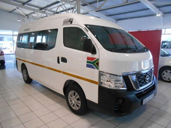 2020 Nissan NV350 2.5 16 Seat Western Cape Cape Town_0