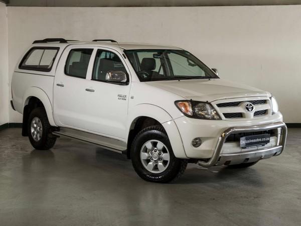 2006 Toyota Hilux 2.7vvt-i Raider Pu Dc  Gauteng Pretoria_0