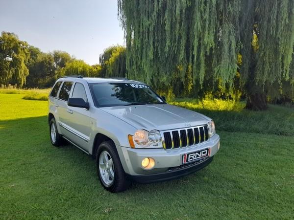 2006 Jeep Grand Cherokee 3.0 Crd Limited  Gauteng Edenvale_0