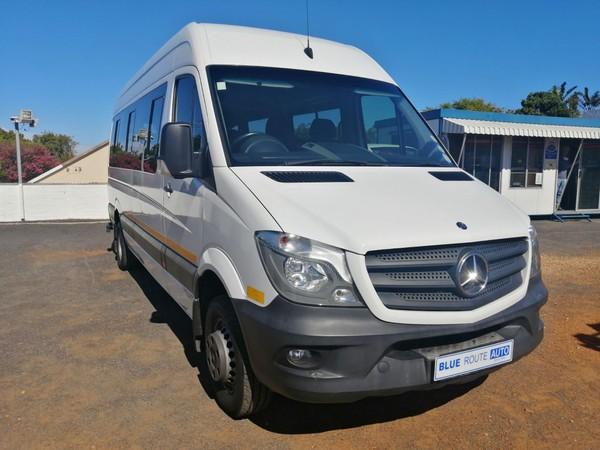 2015 Mercedes-Benz Sprinter 515 CDI XL FC Panel Van Western Cape Cape Town_0