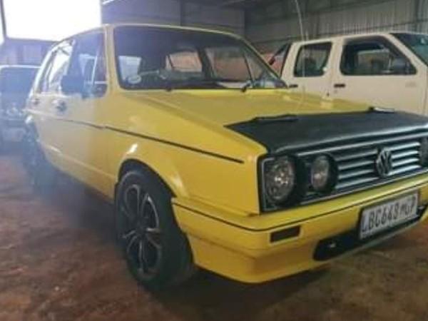 1991 Volkswagen CITI Golf 1.8 L Sport  Mpumalanga Mpumalanga_0