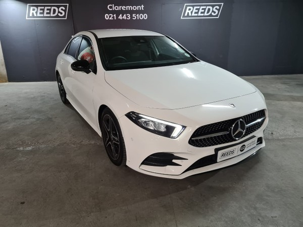 2020 Mercedes-Benz A-Class A200 4-Door Western Cape Claremont_0
