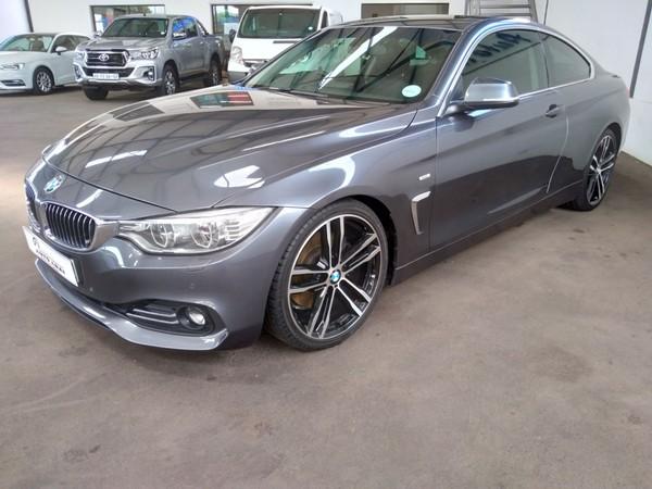2013 BMW 4 Series 428i Coupe Luxury Line Auto Gauteng Pretoria_0