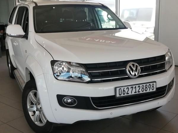 2014 Volkswagen Amarok 2.0 BiTDi Highline 132KW Auto Double Cab Bakkie Western Cape Bloubergstrand_0
