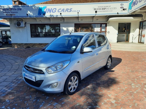 2013 Hyundai i10 1.25 Gls  Western Cape Bellville_0