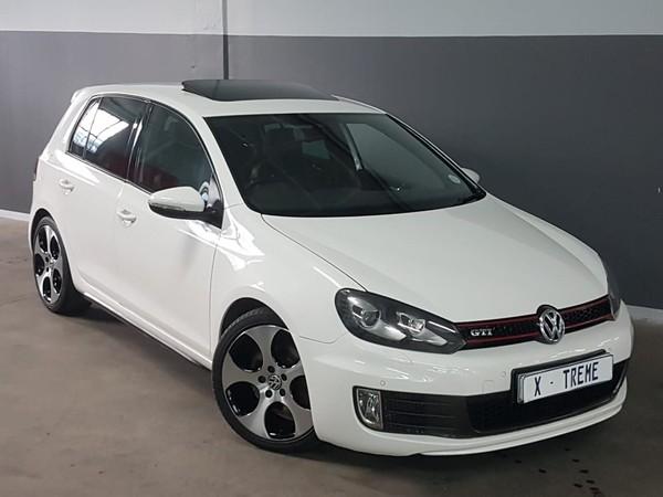 2012 Volkswagen Golf Vi Gti 2.0 Tsi  Gauteng Sandton_0