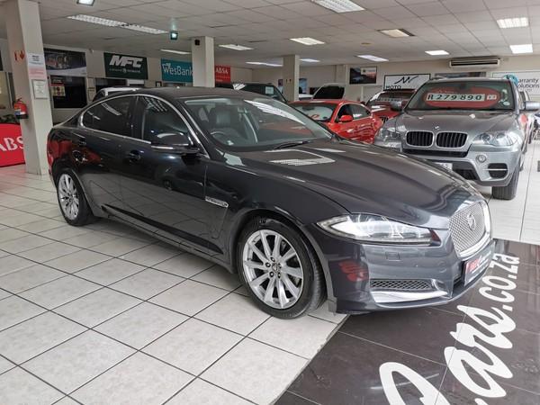 2012 Jaguar XF 2.2 D Luxury  Kwazulu Natal Pinetown_0