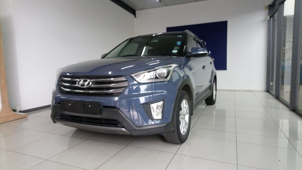 2017 Hyundai Creta 1.6 Executive Kwazulu Natal Pinetown_0