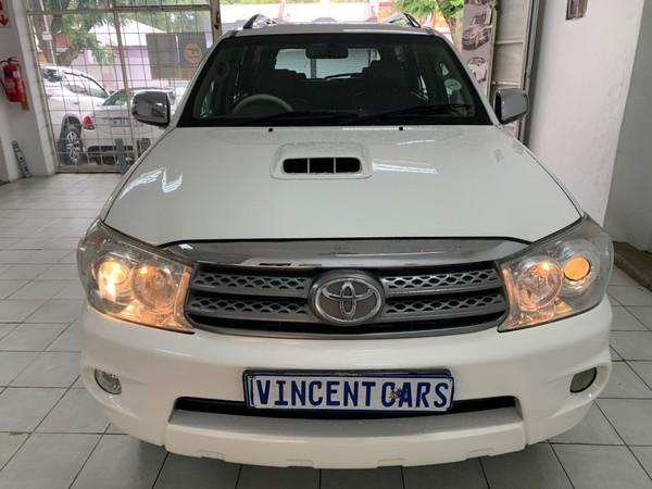 2012 Toyota Fortuner 3.0d-4d 4x4 At  Gauteng Johannesburg_0
