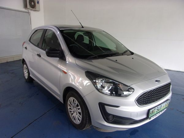 2021 Ford Figo 1.5Ti VCT Ambiente 5-Door Free State Kroonstad_0