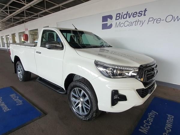2018 Toyota Hilux 2.8 GD-6 Raider 4X4 Single Cab Bakkie Gauteng Pretoria_0