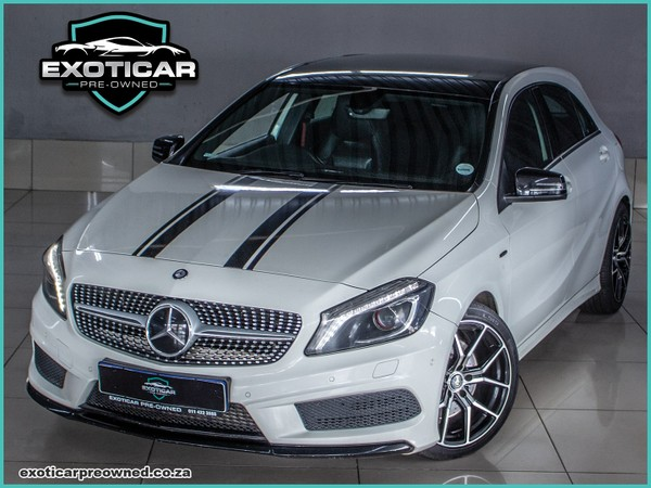 2013 Mercedes-Benz A-Class A 250 Sport At  Gauteng Benoni_0