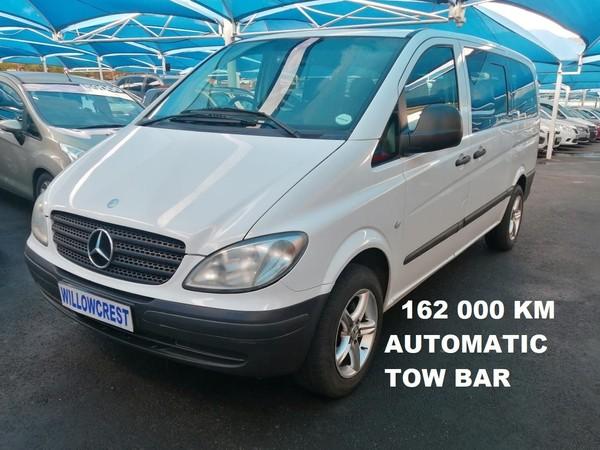 2005 Mercedes-Benz Vito 115 2.2 Cdi Crew Bus  Gauteng Randburg_0