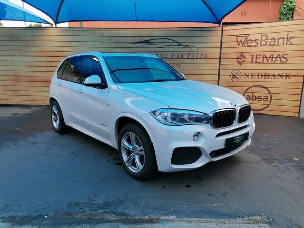 2014 BMW X5 Xdrive30d M-sport At  Gauteng Rosettenville_0