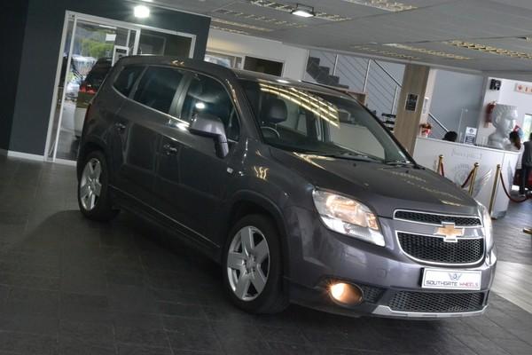 2012 Chevrolet Orlando 1.8lt  Gauteng Johannesburg_0