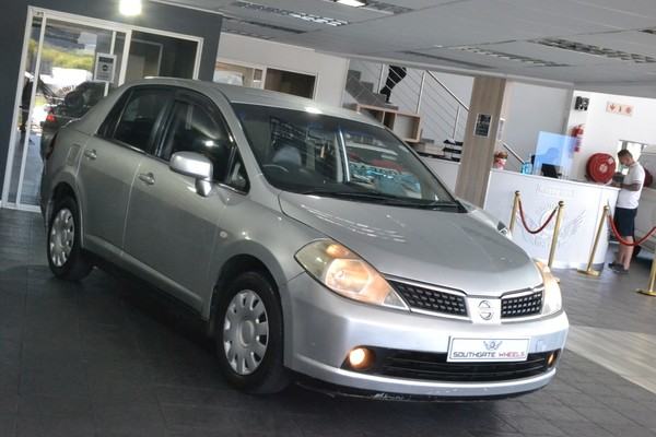 2006 Nissan Tiida 1.8 Acenta 5dr h37  Gauteng Johannesburg_0