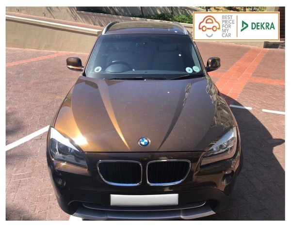 2010 BMW X1 Sdrive20d At  Western Cape Goodwood_0