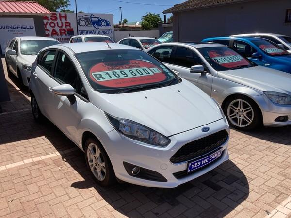2015 Ford Fiesta ST 1.6 Ecoboost GDTi Western Cape Vredenburg_0
