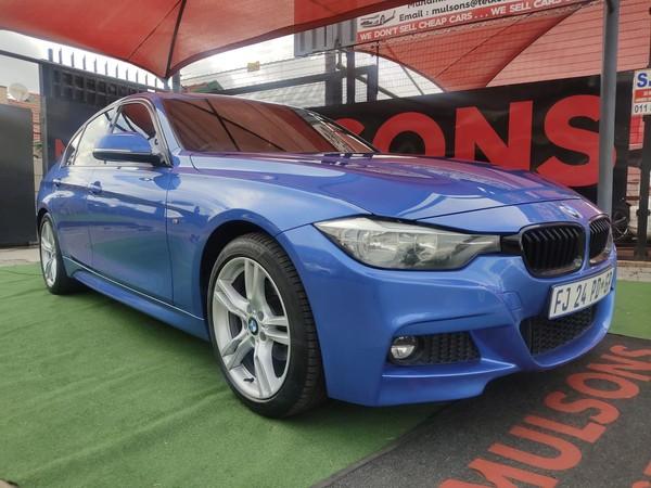 2016 BMW 3 Series 320i M Sport Auto Gauteng Boksburg_0