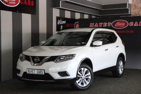 2015 Nissan X-Trail 2.0 XE T32 Mpumalanga Delmas_0