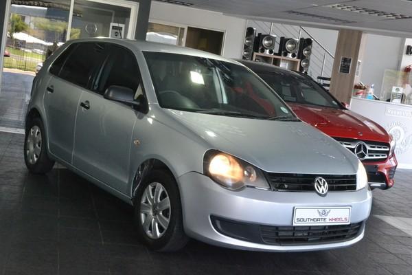 2014 Volkswagen Polo Vivo 1.4 Trendline Gauteng Johannesburg_0