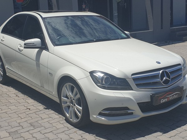 2012 Mercedes-Benz C-Class C250 Cdi Be Avantgarde At  Eastern Cape Port Elizabeth_0