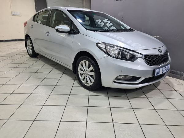 2016 Kia Cerato 2.0 EX Kwazulu Natal Durban_0