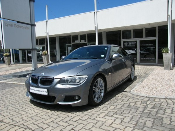 2011 BMW 3 Series 335i Convert Sport At e93  Western Cape George_0