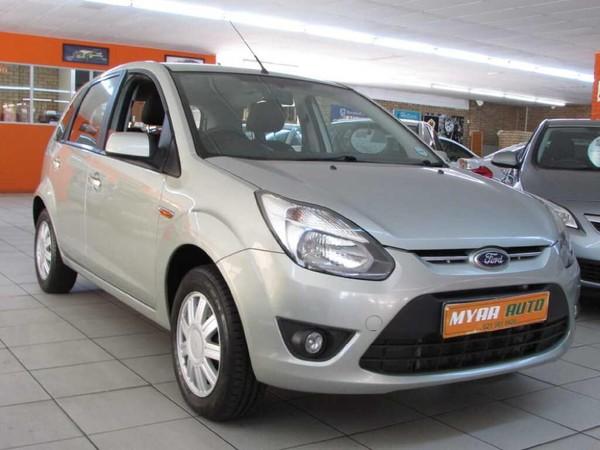 2012 Ford Figo 1.4 Trend  Western Cape Cape Town_0