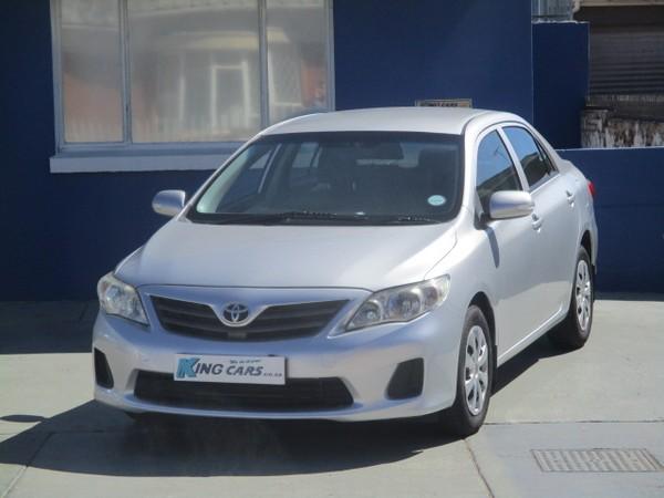 2011 Toyota Corolla 1.6 Professional  Eastern Cape Port Elizabeth_0