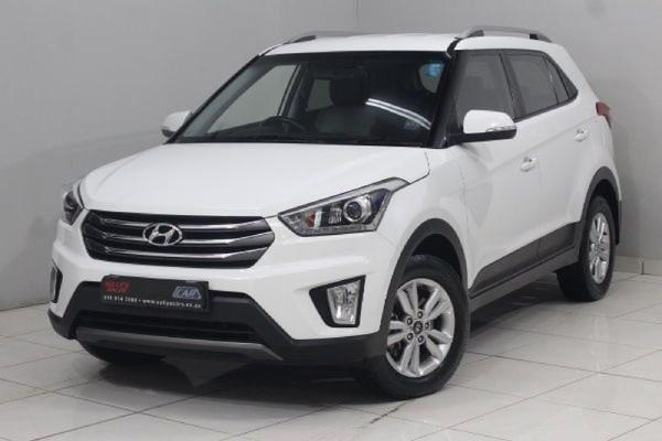2018 Hyundai Creta 1.6 CRDi Executive Auto Gauteng Nigel_0