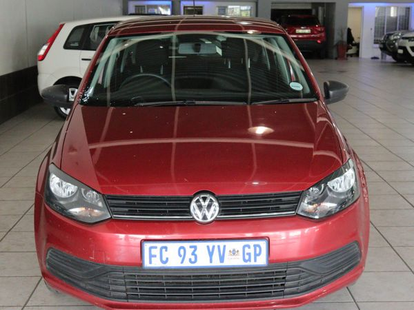 2016 Volkswagen Polo 1.2 TSI Trendline 66KW North West Province Potchefstroom_0