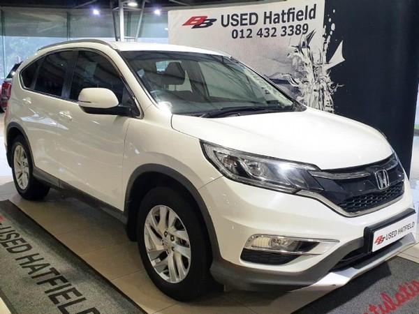 2016 Honda CR-V 2.0 Comfort Auto Gauteng Hatfield_0