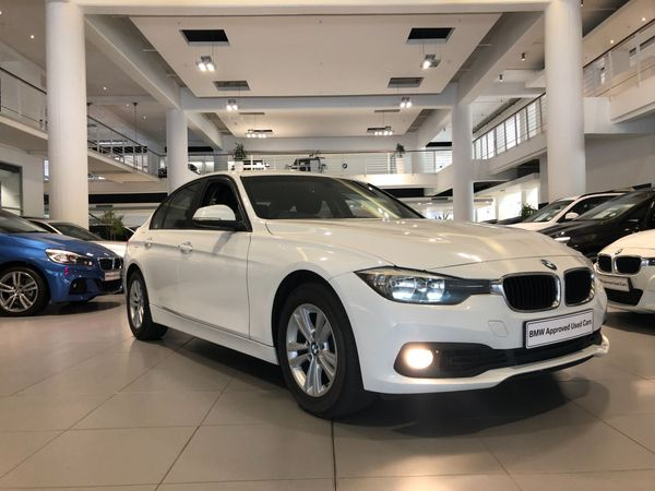 2016 BMW 3 Series 318i Auto Western Cape Cape Town_0