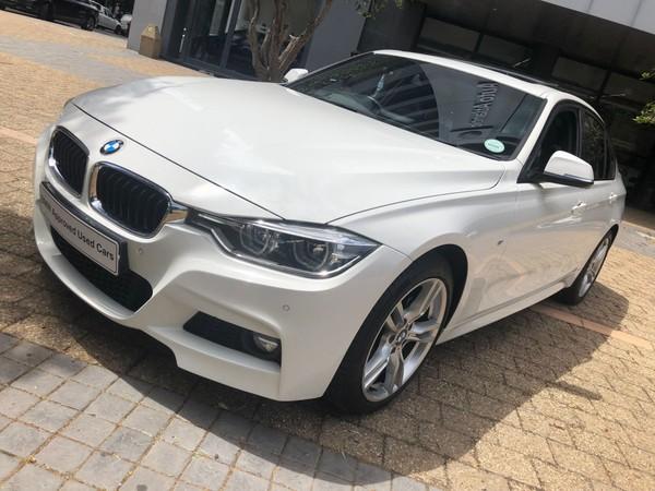 2017 BMW 3 Series 318i M Sport Auto Western Cape Cape Town_0